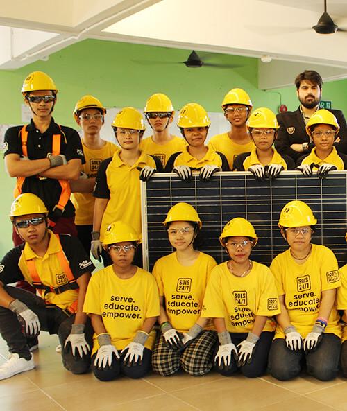 SOLS Solar Academy