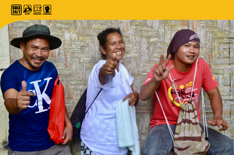 Tackling Illiteracy in Kampung Katong
