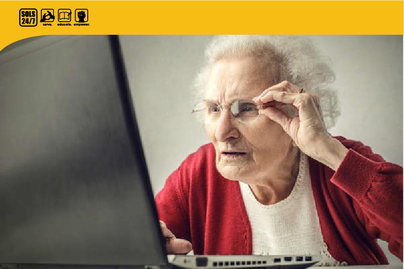 4 Reasons to Teach Grandma to Type