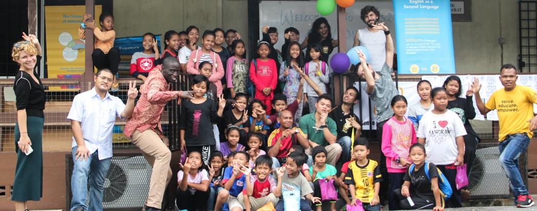 volunteer in southeast asia