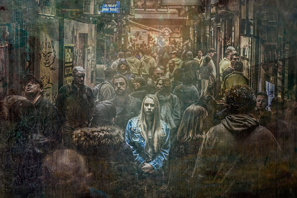 Loneliness In A Crowd