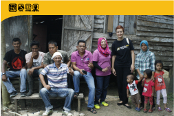 Volunteers and their voluntary work to be known in Malaysia - Does it matter?