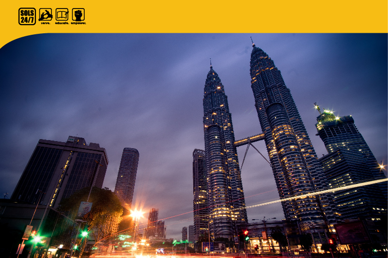 Volunteer work in KL, experience something wild in the concrete jungle