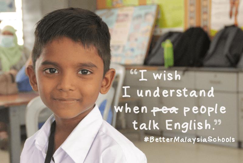 Quality English Education for Malaysia