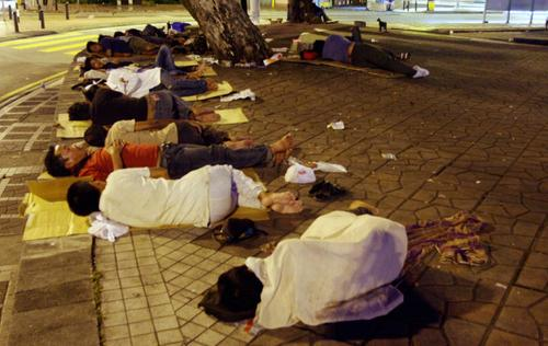 homeless malaysia
