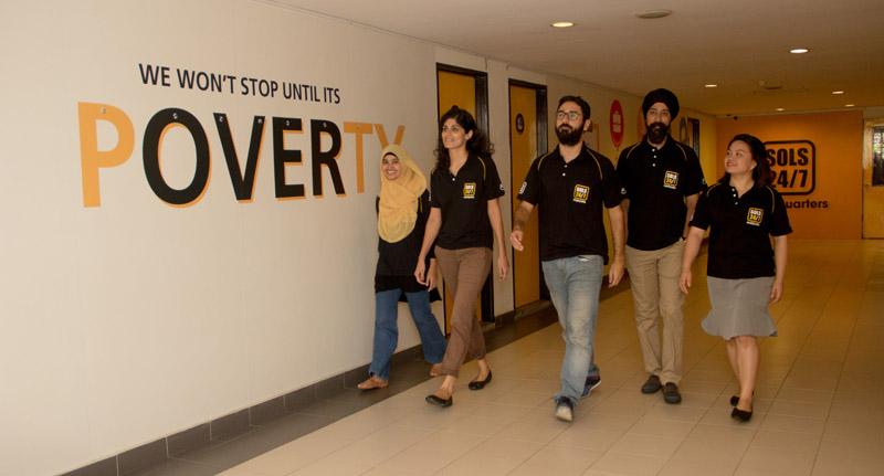 volunteer NGO asia
